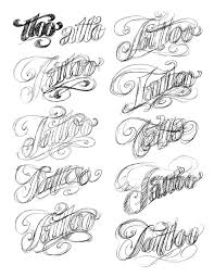Drawn Tattoo Logo 13