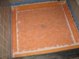 new tile shower base system tile redi shower pan question