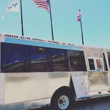 Angkor Asian Express Food Truck - Home - Columbus, Ohio - Menu ... El Conquistador Taco Trucks In Columbus Ohio Rmhc Of Central Mendero Catracho Indonesian Alteatscolumbus Best Food Trucks Oh Axs Food Truck Festival Athlone Literary 5 To Try This Summer Grove City Apartments The Street Eats Hungrywoolf Cbus Fest On Twitter Thanks Nikosstreeteats For Challah 35 Photos 41 Reviews