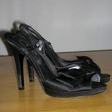nina shoes fabulous vintage nina formal satin leather bow sandals