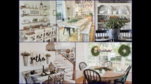Cute Farmhouse Dining Room Decor Ideas