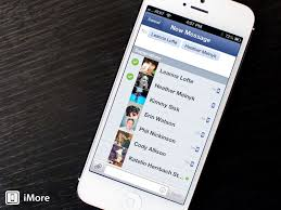 How to create a group chat with for iPhone and iPad