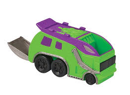 Donatello's Trash Truck - Micro Mutant Vehicle | Toy | At Mighty Ape ... Fingerhut Teenage Mutant Ninja Turtles Micro Mutants Sweeper Ops Fire Truck To Tank With Raph Figure Out Of The Shadows Die Cast Vehicle T Nyias 2016 The Tmnt Turtle Truck Pt Tactical Donatellos Trash Toy At Mighty Ape Pop Rides Van Teenemantnjaturtles2movielunchboxpackagingbeautyshot Lego Takedown 79115 Toys Games Others On