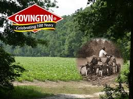 Covington Planter Pioneers in Mechanical Planting Since 1911