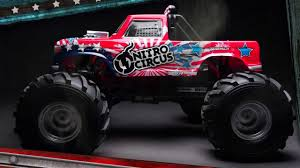 Basher Nitro Circus MT 1/8th Scale RC Monster Truck - YouTube