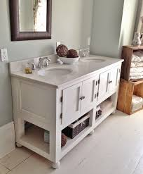 Repurposed Gems: Pottery Barn Knock-off Double Vanity DIY ... Bathroom Pottery Barn Vanity Look Alikes With Cabinets And Bath Lighting Ideas On Bar Armoire Cabinet Also 22 Best Loft Bed Ideas Images On Pinterest 34 Beds Bitdigest Design Bedroom Fabulous Kids Fniture Stylish Desks For Teenage Bedrooms Small Room Girl Accsories 17 Potterybarn Outlet Atlanta Potters