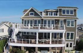 Story Building Design by Luxury 4 Story House Design On The Waterfront Designing Idea