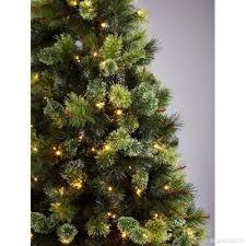 Slim Pre Lit Christmas Trees by Pine Slim Pre Lit Christmas Tree 7ft Lkxqa