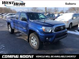 Used 2015 Toyota Tacoma For Sale | Orchard Park NY
