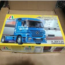 100 Model Truck Kits 2 KITS Mercedes And Volvo Toys Games Others On Carousell