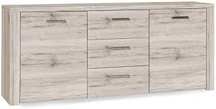 möbel wohnen sideboard phil 1 sandeiche 197x83x41 cm