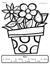 Download This FREEBIE Color By Number From My Blog It Comes From My