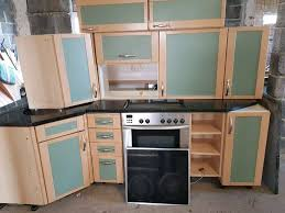 hochwertige alno küche einbauküche mit granitarbeitsplatte
