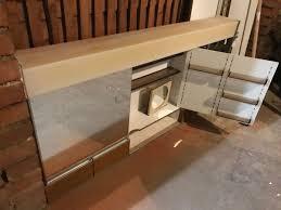 alibert badezimmer spiegelschrank retro style in 72762
