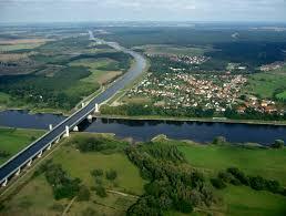 100 Magdeburg Water Bridge Germany 1541 X 1163