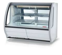 Home Tor Rey Refrigeration Deli Cases TEM 150 Refrigerated Bakery Display Case