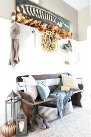 Farmhouse Glam Living Room Rustic Fall Entryway How To Style A