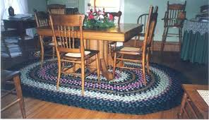 Oval Rugs For Dining Room 7 X 9 Braided Rug Area
