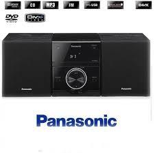 Panasonic SC PM50D Region Free Mini Home Theater Multi System 110