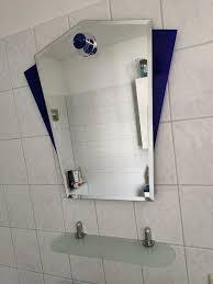badezimmerspiegel mit le