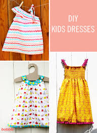 Make For Baby 25 Free Dress Tutorials Babies Toddlers