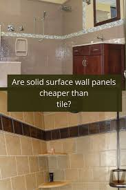 4x4 plastic wall tiles tile trim in corner of the bathroom and