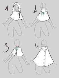 Anime Boy Clothes Designs Drawings