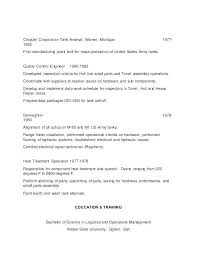Parts Manager Resume Store Examples 5 Sample
