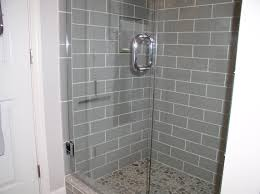 smoke glass 4 x 12 shower walls subway tile outlet