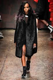 DKNY fall winter 2014 collection – New York fashion week