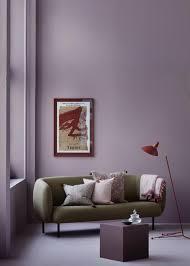 lila wandgestaltung 5 ideen mit einer schwierigen farbe