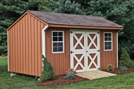 10x16 Shed Floor Plans by 10x16 Storage Building 10x16 Board U0026 Batten Carriage Shed