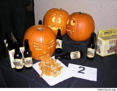 Picture Of Pumpkin Throwing Up Guacamole by Extreme Halloween Pumpkins Holidays Halloween Ideas And