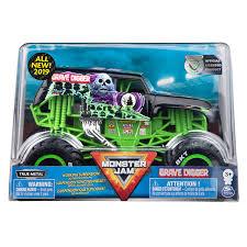 100 Gravedigger Monster Truck Amazoncom Jam Official Grave Digger Die