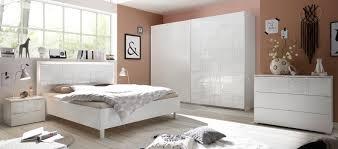schlafzimmerset weiss matt siebdruck xaria3 designermöbel