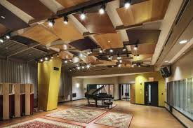 The Shames Family Scoring Stage Is Largest Recording Studio At Berklee And It Rivals Facilities Used By Commercial Enterprises Like Lucasfilm