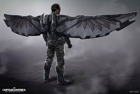 Captain America Winter Soldier Falcon Concept Art By Josh Nizzi 7