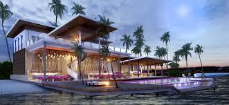 100 Maldives Lux Resort LUX NORTH MAL INDULGE MALDIVES Main Restaurant INDULGE