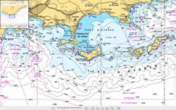 nautical distances porquerolles island ports home var