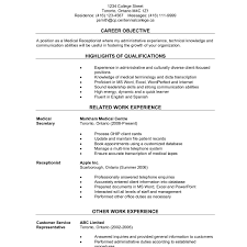 Administrative Assistant Resume Example Examples Entry Level