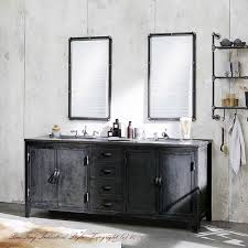 Loft American Landing Platform Basin Cabinet To Do The Old Antique Wrought Iron Bathroom Lockers