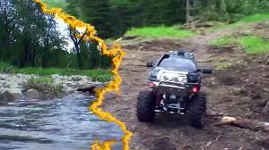 100 Scale Rc Trucks RC ADVENTURES SCALE RC TRUCKS 3 Mud Forest Water Trails