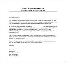 Simple cover letter template allowed photograph general example