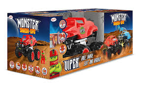 Award Winning Monster Smash Ups Remote Control RC Truck Viper Kids ... Award Wning Monster Smash Ups Remote Control Rc Truck Viper Kids Truck Scania Gets Unboxed Loaded Dirty For The First Time 118 Volcano18 Wltoys 18405 4wd Hsp 9418696k Kaos Green At Hobby Warehouse Double E 120 Scale 24g End 1520 12 Am 24ghz 30mph Offroad Sainsmart Jr Dzking Truck 8272018 305 Pm Buy Bestale Vehicle Cars Electric Redcat Volcano Epx Pro 110 Brushl Traxxas 360341 Bigfoot Blue Ebay Radio Controlled Trucks Woerland Models