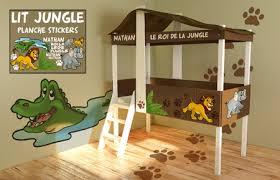 chambre enfant savane decoration chambre bebe animaux savane visuel 8