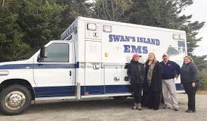 Swan's Island Welcomes New Ambulance | Island Institute Sydney Swans Wikipedia Christians Rx7 Fd At Zerekfab For Swan Neck Wing Chassis Mount My Mitsubishi Gears Up For Flight Of The Expedition Carscoops Symbolism Meaning Totem Dream Msages Songs Sandy Gilreath Serie Crepsculo Imgenes Bella Swans House Hd Fondo De Pantalla And Schwans Bring Groceries To Your Door Island Fights Ticks With Fire Institute Inflatable Floating Unicorn Drink Holder Set 6 Pack 3 Jayco Outback 2018 Review Carsguide Thomas Read Along Story Awdry Ctenary Special Video