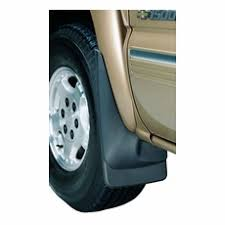 Husky Form Fitted Mud Guards Mud Flaps for Chevy Silverado GMC