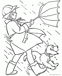 Line Drawings Online Spring Printable Coloring Pages About Free Sheet 022