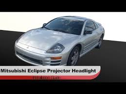 spyder auto installation 2000 2005 mitsubishi eclipse projector