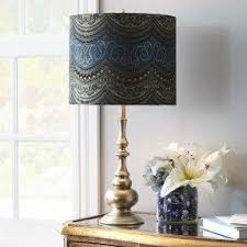 Candlestick Buffet Lamp Pier 1 by Paisley Lamp Shade Foter